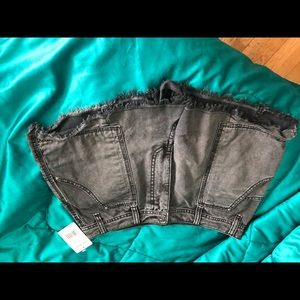 Free People Shorts - FREE PEOPLE GETFAROUT CUT OFF SHORTS